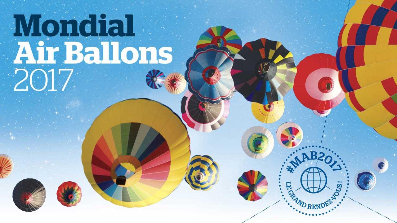 Resultado de imagen de Mondial Air Ballons 2017